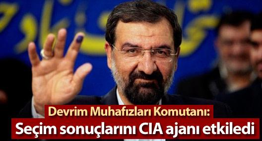 'İran'daki seçim sonuçlarında geçen yıl gelen CIA ajanı etkili oldu'