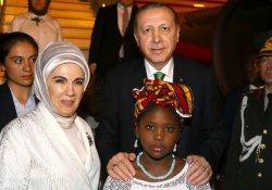 Erdoğan, Nijerya'da