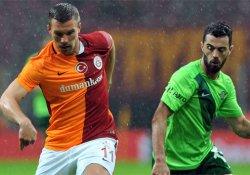 Galatasaray yarı finalde