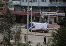 Silvan'da bir kadın eşi tarafından ağır yaralandı