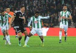 Beşiktaş'a kupada şok
