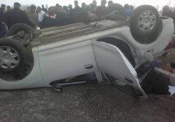 Muradiye'de kaza: 1 ölü