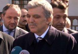 Gül'den 'Boydak Holding' açıklaması