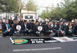 Diyarbakır Barosu'ndan savcılara çağrı