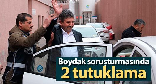 Hacı ve Memduh Boydak tutuklandı
