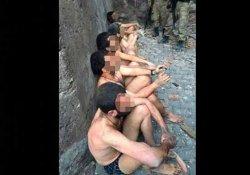 Valilik, Sur'dan 'çıplak tahliye' fotoğraflarını doğruladı