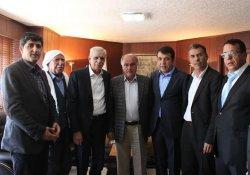 Ahmet Türk iki aileyi barıştırdı