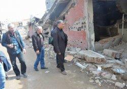 Haber nöbetçileri Cizre'de