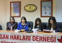 İHD 'sığınmaevleri' raporunu açıkladı