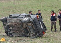 Kastamonu'da trafik kazası: 2 ölü