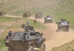 Bitlis'te 11 bölge yasaklandı