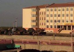 Nusaybin'e sevkiyat sürüyor