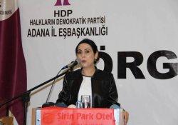 Yüksekdağ: Bu karanlık süreçte HDP bir ışıktır