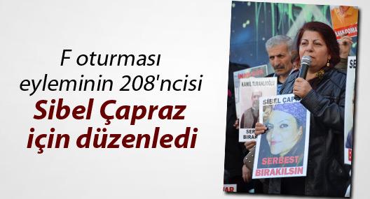 'Yaralı Sibel Çapraz serbest bırakılsın'