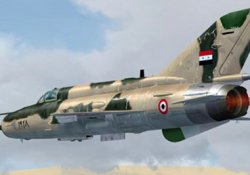 Suriye bir savaş uçağı düşürüldü