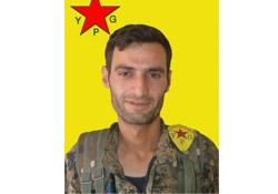 1 YPG'linin kimliği açıklandı
