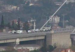 Boğaz Köprüsü'nde bomba alarmı!