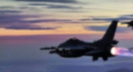 SANA: Rus uçakları IŞİD'i bombaladı