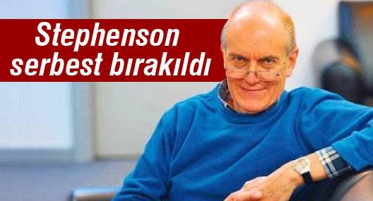 Bilgi Üniversitesi Öğretim Üyesi Stephenson serbest bırakıldı