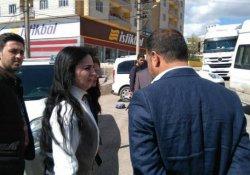 Yüksekdağ'a Newroz engeli
