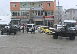 HDP ve DBP binasına polis baskını