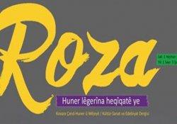 Roza Dergisi'ne toplatma kararı