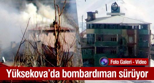 Yüksekova'da yasak  6'ıncı gününde
