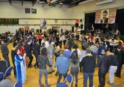 ABD'de Newroz kutlaması