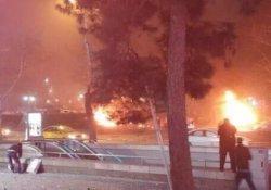 Ankara'daki patlamada ölenlerin sayısı 36'ya yükseldi
