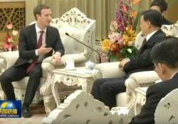 Zuckerberg'in Çin gezisi alay konusu oldu