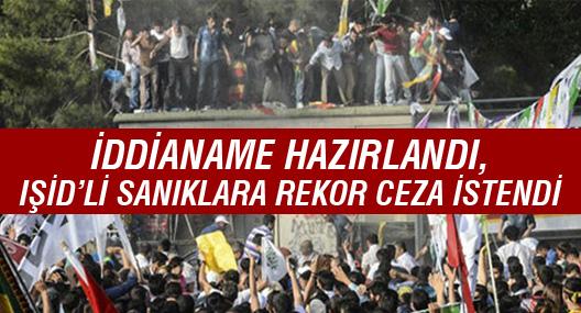 Diyarbakır saldırısıyla ilgili iddianame hazırlandı