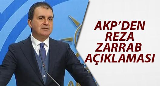 AKP'den Reza Zarrab açıklaması geldi