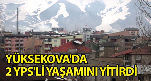 Yüksekova'da 2 YPS'li yaşamını yitirdi