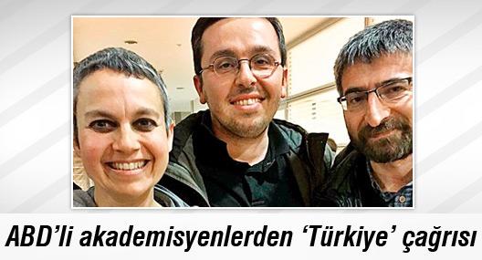 ABD'li 148 akademisyenden 'Türkiye' çağrısı