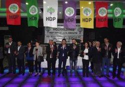 HDP Malatya'da, DBP Elazığ 'da kongreye gitti
