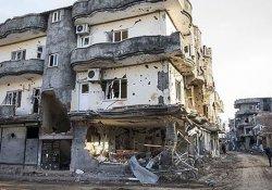 Cizre'de ev baskınları: 2 gözaltı