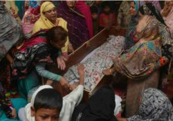 Pakistan'da o saldırı sonrası operasyon