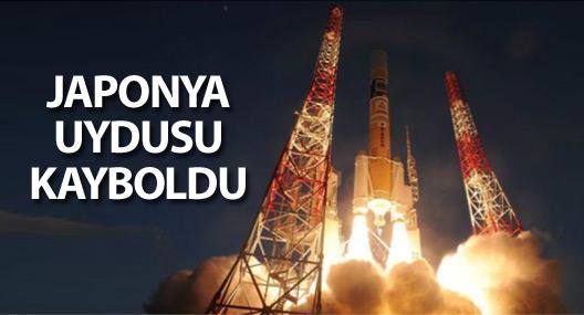 Japonya göz bebeği adlı uydusunu uzayda 'kaybetti'