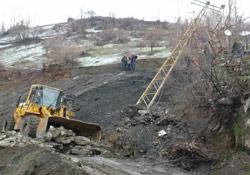 Şemdinli'de toprak kayması
