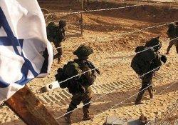 İsrail askerleri Kassam Tugayları'nın elinde