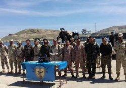 Mınbıç Askeri Konseyi kuruldu