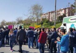 Ensar Vakfı protestosuna müdahale: 2 gözaltı