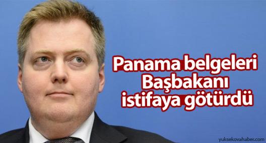 Panama belgeleri Başbakanı istifaya götürdü