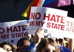 Mississippi'de 'ahlak yasası' eşcinselleri kızdırdı