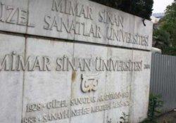Gözaltına alınan Mimar Sinan Üniversitesi öğrencilerinden 17'si serbest