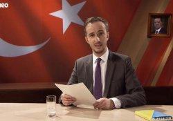 Almanya'da Erdoğan şiirine hakaret soruşturması
