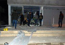 Alışveriş merkezine bombalı saldırı!