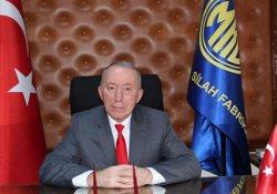 MKE Silah Fabrikası Müdürü tutuklandı
