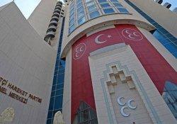 MHP'de kongresi 15 Mayıs'ta yapılacak