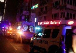 Mecidiyeköy'de patlama